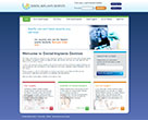 Dental Implant Clinics Website Screen Shot