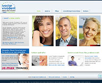 I Need A New Smile Website